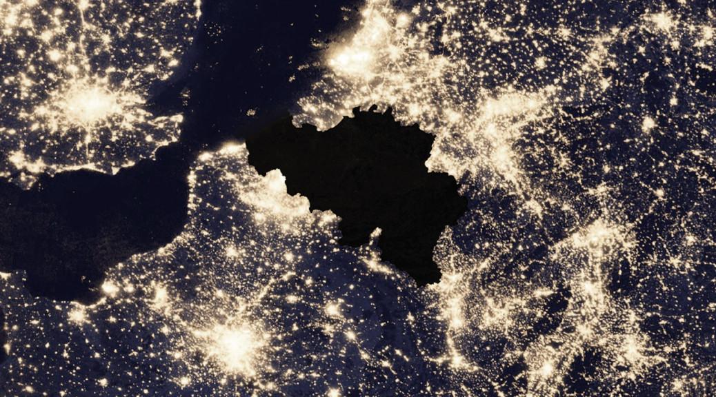 Belgische blackout - zelfredzaam.be